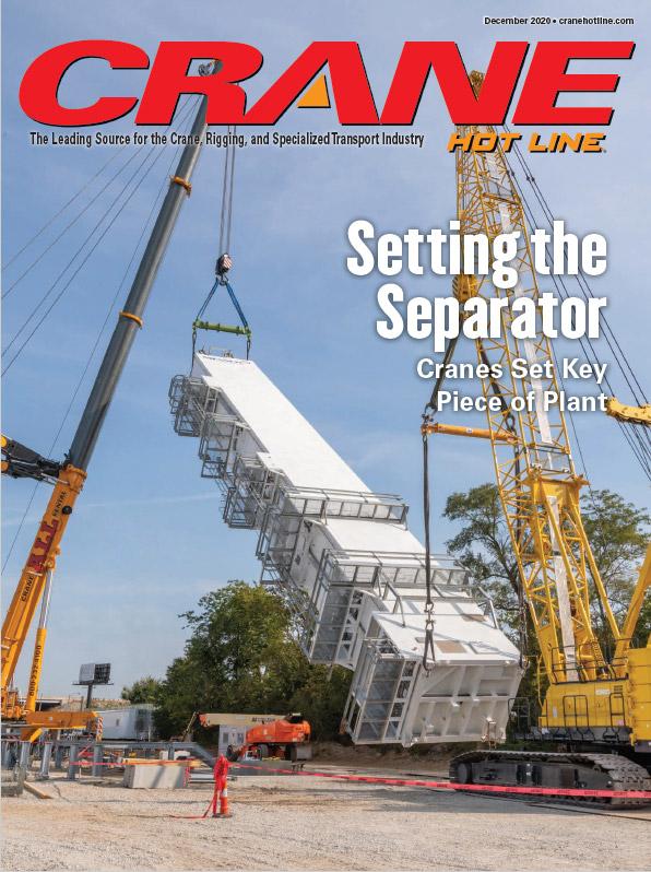 Kobelco Crane Hot Line Magazine